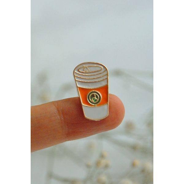 Kahve Pin (I059)