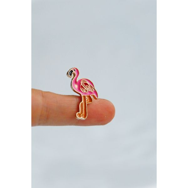 Flamingo Pin (I061)