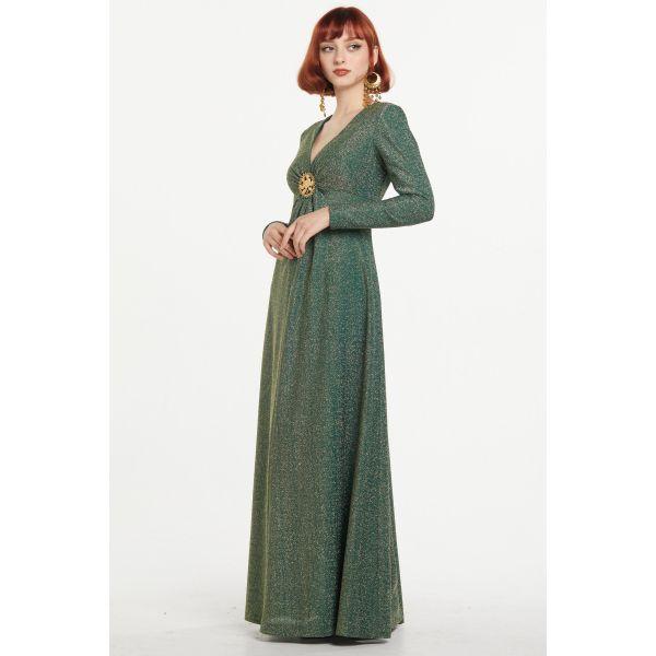 70'ler Elbise (B040)