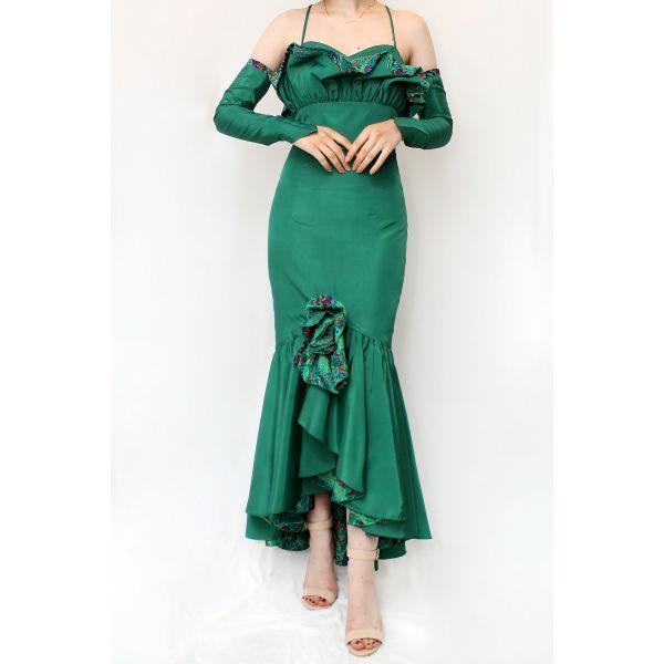 90s Evening Dress (B060)