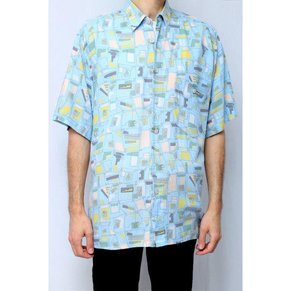 Unisex Vintage Gömlek (G017)