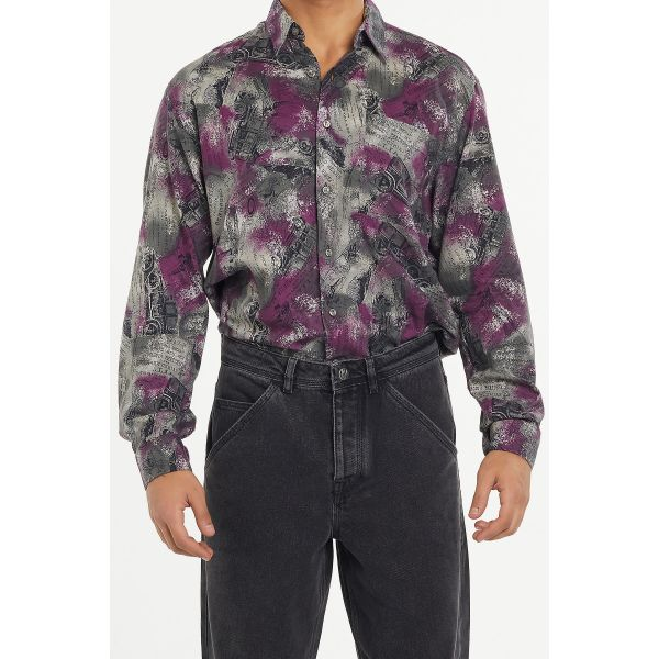 Unisex Vintage Gömlek (G028)