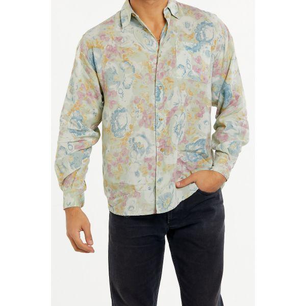 Unisex Vintage Gömlek (G029)