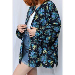 Floral Vintage Gömlek (A396)