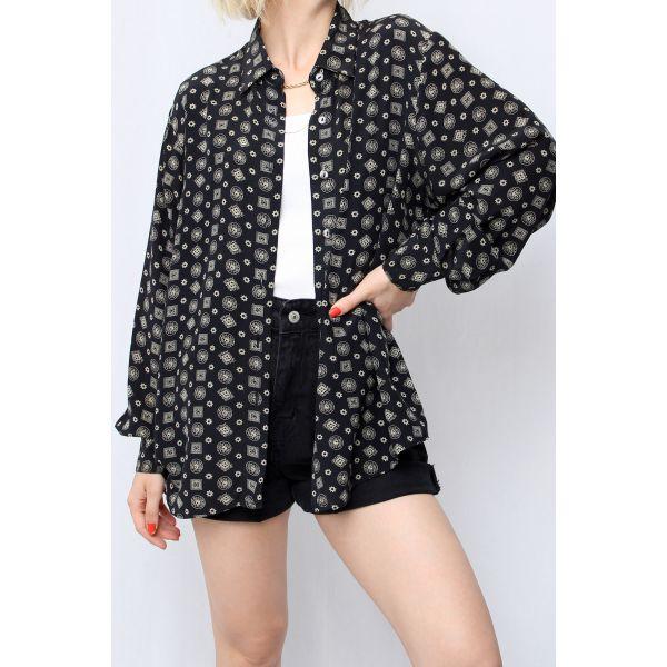 İpek Vintage Gömlek (A411)