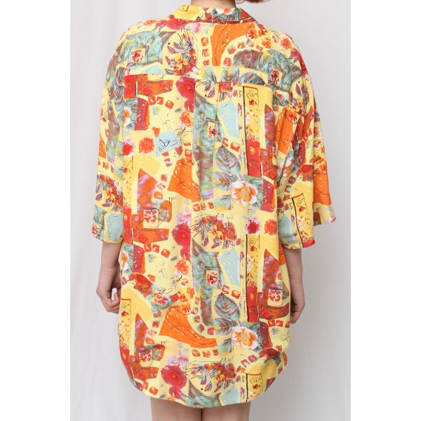 Unisex Vintage Gömlek (A452)