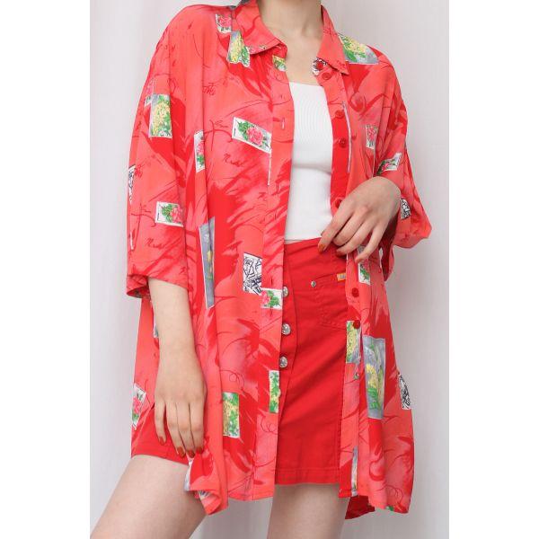 Rose Vintage Gömlek (A455)