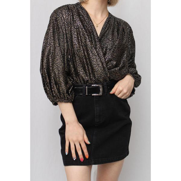 Glitter Vintage Gömlek (A463)