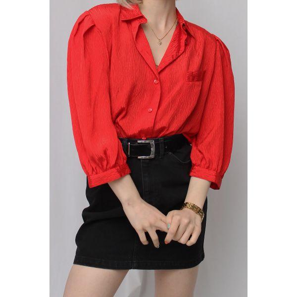 Fakir Kol Vintage Gömlek (A468)
