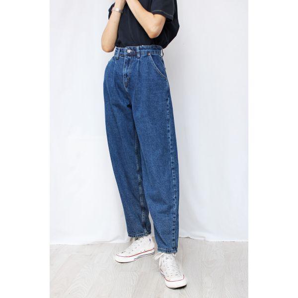 Mavi Balon Pantolon (L009)