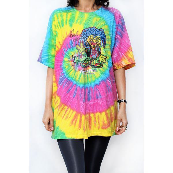 Batik T-shirt (F025)