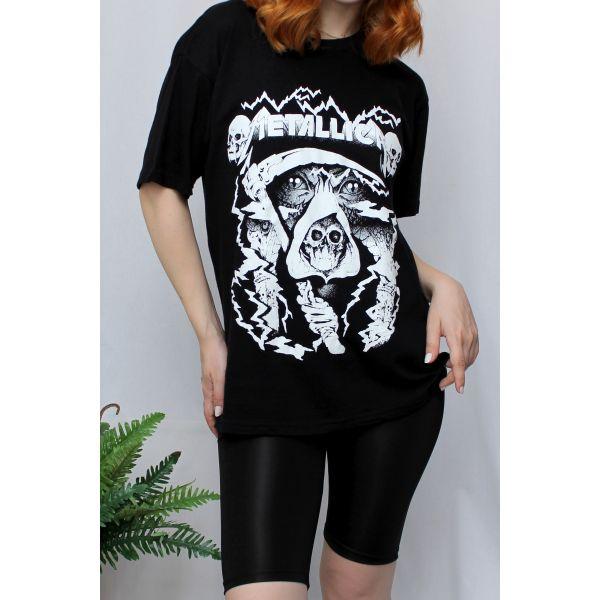 Metallica Tshirt (F035)