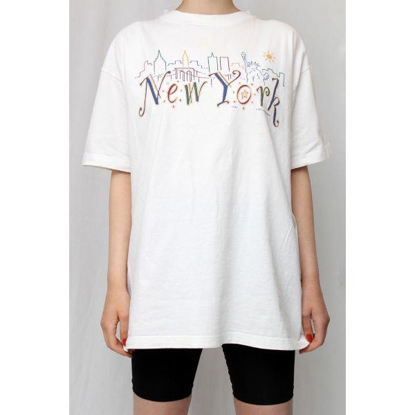 New York Tshirt (F053)